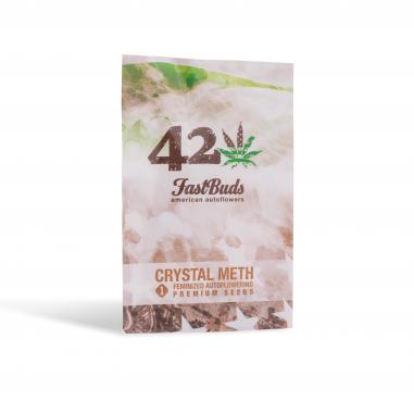 Autoflower seeds Crystal M.E.T.H