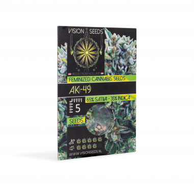 Feminized marijuana seeds Ak-49