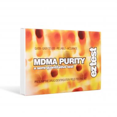 Drug tests - MDMA