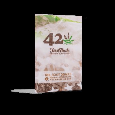 Autoflower cannabis seeds Girl Scout Cookies