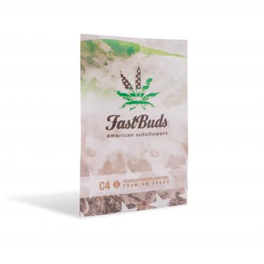 Autoflower cannabis seeds C4-Matic