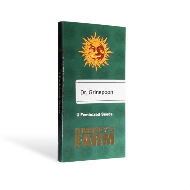 feminized cannabis seeds Dr. Grinspoon