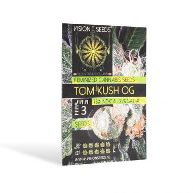 Feminized seeds Tom Kush OG